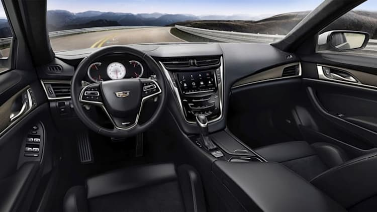 Cadillac says it made CUE infotainment a lot better