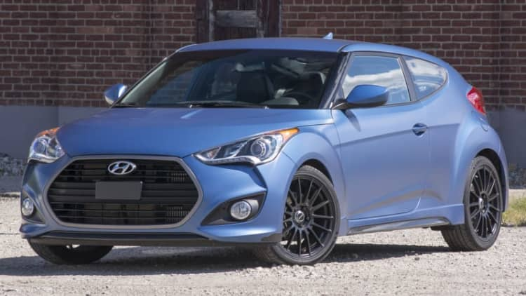 2016 Hyundai Veloster Turbo Rally Edition Quick Spin [w/video]