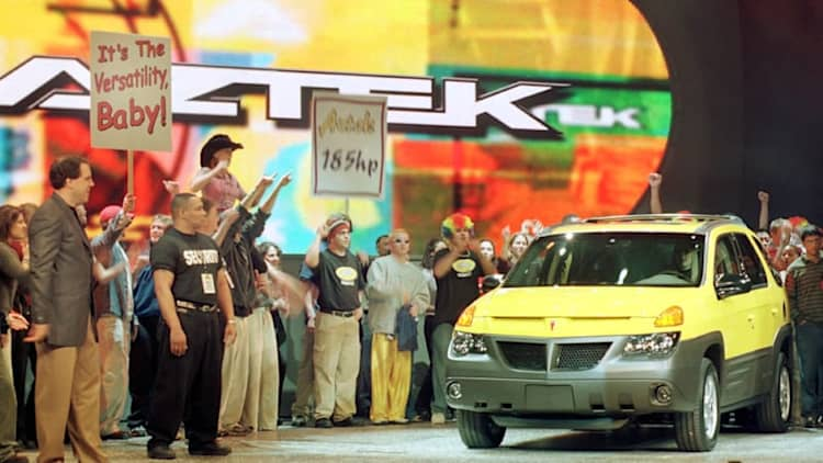 10 reasons why you should buy a Pontiac Aztek right now