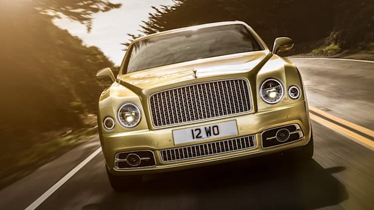 Bentley Azure could return for limited edition