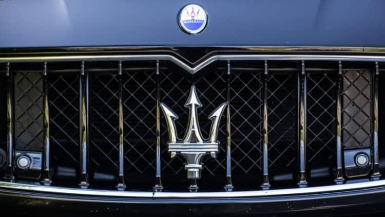 Maserati to recall Quattroporte and Ghibli over shifter