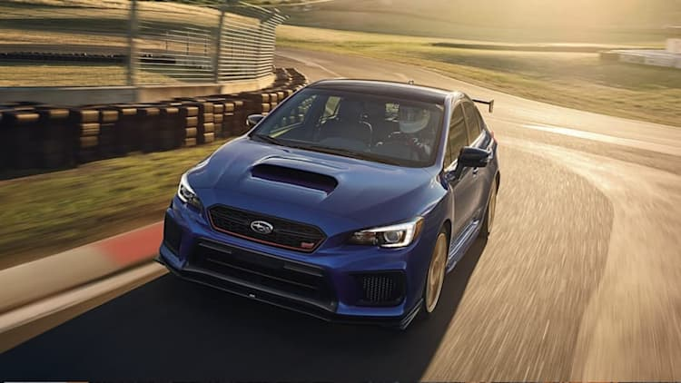 Subaru reveals the US-bound WRX STI Type RA and BRZ tS
