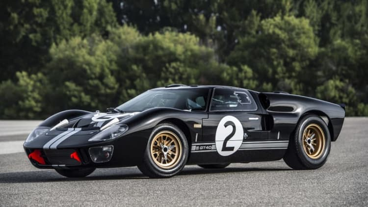 A legend reborn | 2016 Shelby GT40 MKII 50th Anniversary Edition First Drive