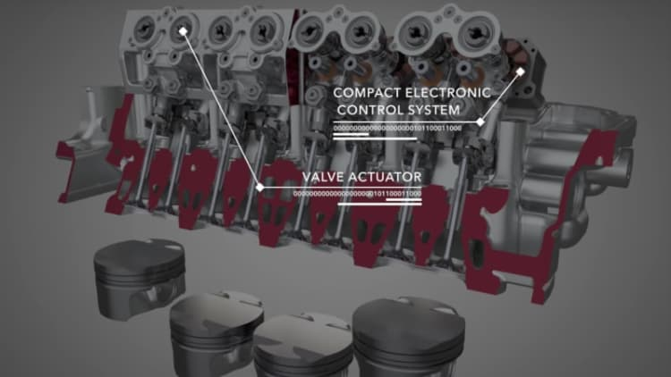 British boffins say digital valve actuation could dramatically improve gas engines