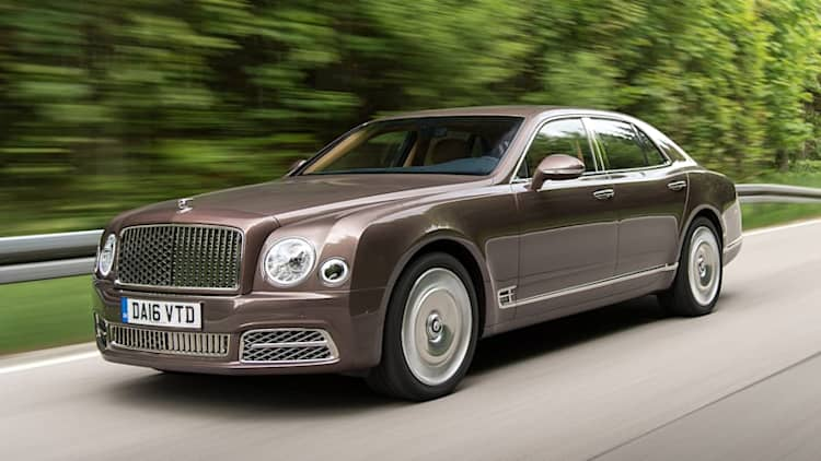 2017 Bentley Mulsanne Speed First Drive