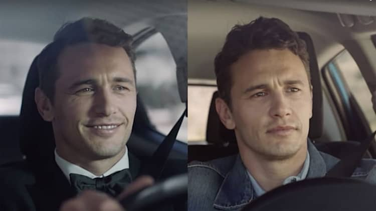 Scion grabs Franco and Urkel in Weird move to sell iM and iA