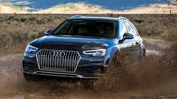 An Outback for architects | 2017 Audi A4 Allroad First Drive