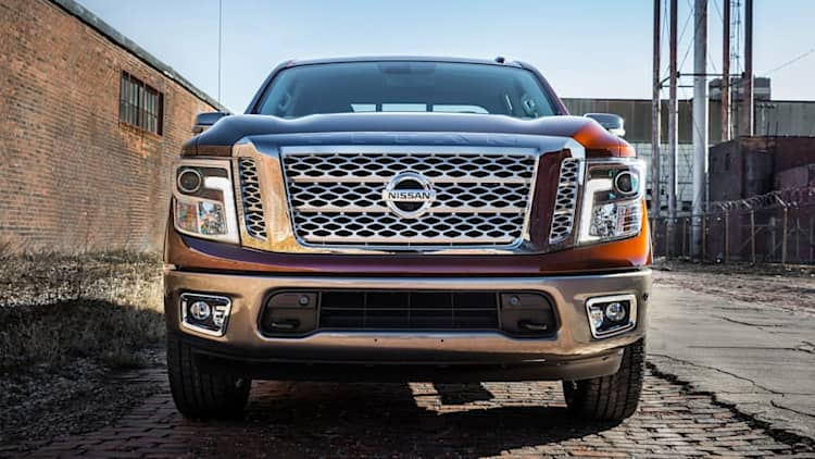 Checklist, but not checkmate | 2017 Nissan Titan Half-Ton First Drive