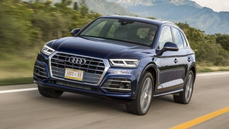 A luxury crossover for people who like to drive | 2018 Audi Q5 First Drive