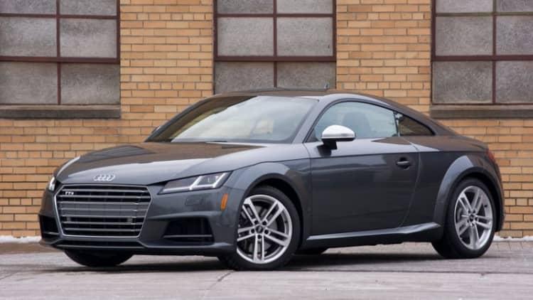 2016 Audi TTS Quick Spin