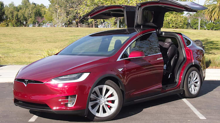 Tesla recalling 53,000 vehicles for parking brake issue