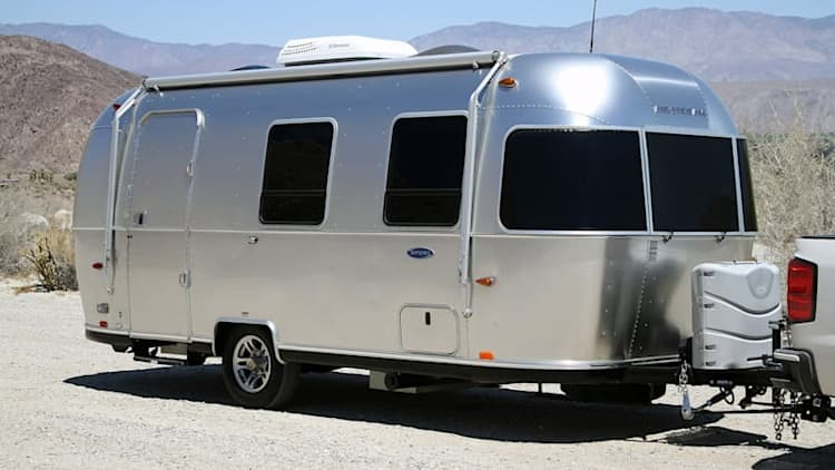 Airstream Sport 22 Travel Trailer Review [w/video]