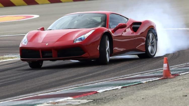 Ferrari 488 GTO would be fastest V8 car ever from Maranello