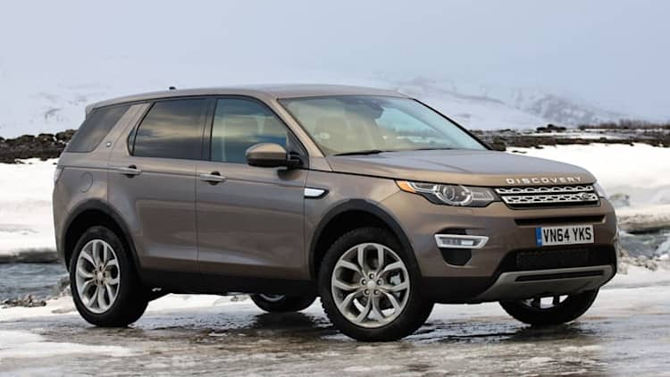 2015 Land Rover Discovery Sport First Drive