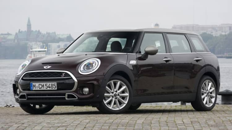 2016 Mini Clubman First Drive [w/video] [UPDATE]