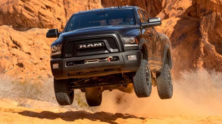 Toy, hauler | 2017 Ram Power Wagon Video Review