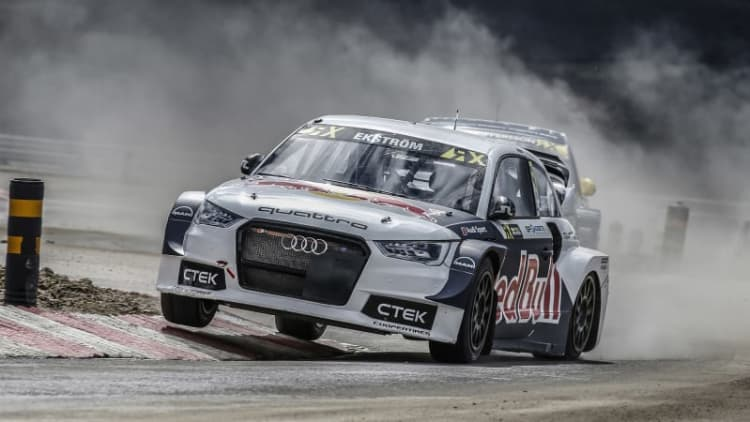 After Le Mans exit, Audi adds World Rallycross to Formula E and DTM efforts
