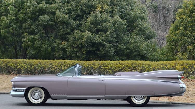 This '59 Cadillac is now on display at Toyota's museum in Japan