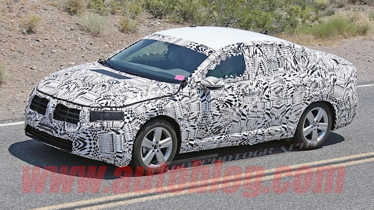 Is this the next VW Jetta?