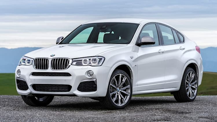 2016 BMW X4 M40i Quick Spin