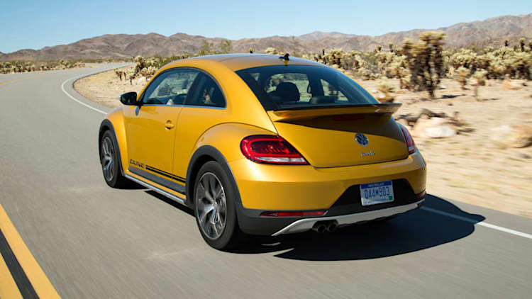 Volkswagen Beetle, Scirocco could be on the chopping block