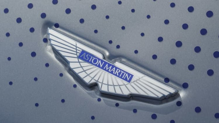 Aston Martin makes RapidE electric car a limited edition after LeEco pulls out