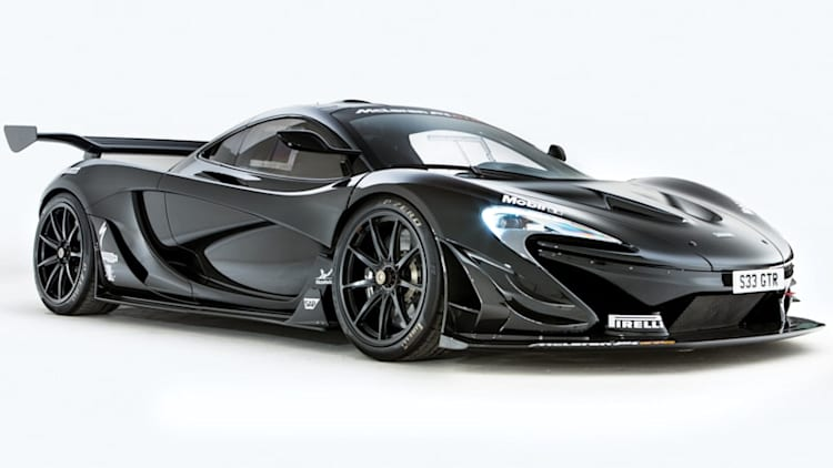 Buy a McLaren P1 GTR, Porsche 918 Spyder, and a Ferrari LaFerrari all in one place