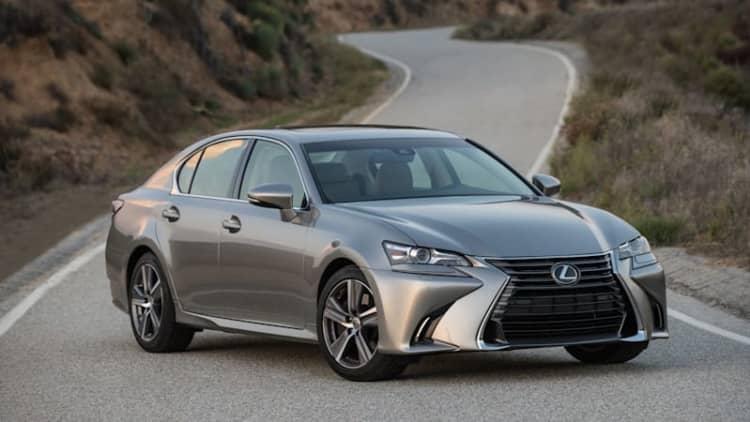 Why the Lexus GS death rumors aren't surprising