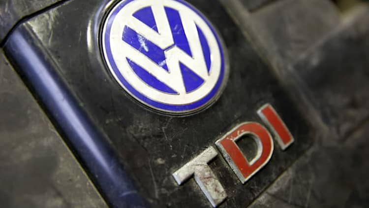 VW to pay $1B in settlement with US government over V6 diesels
