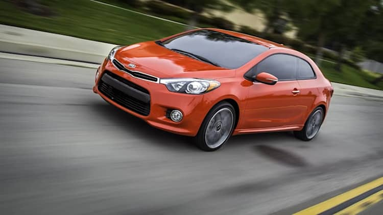 Kia Forte Koup is dead, long live the Honda Civic
