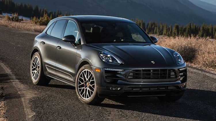 Porsche has no plans for a Macan or Cayenne GT
