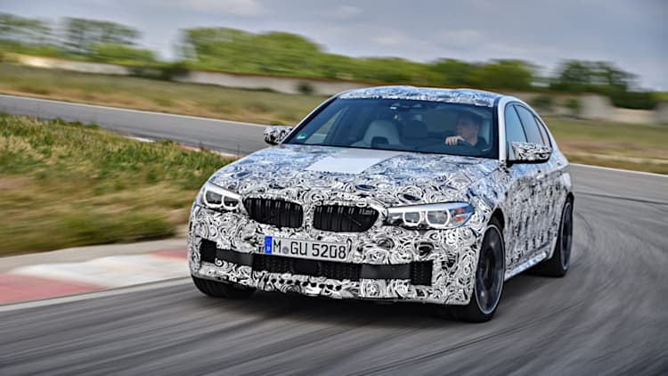 BMW M5 finally getting all-wheel drive, can be switched off