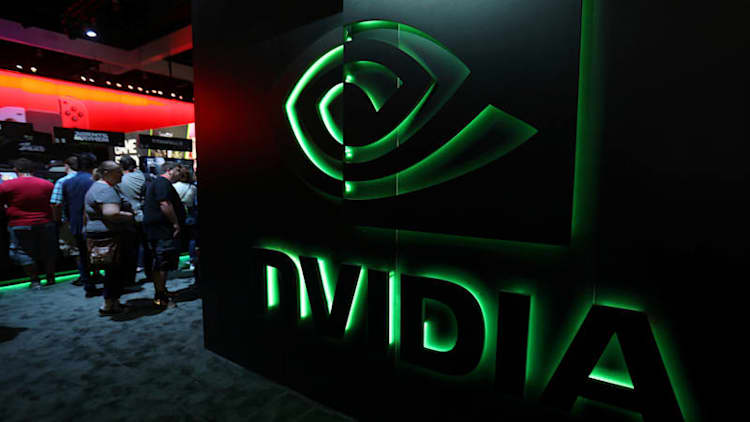 Chip maker Nvidia adds Volvo to list of self-driving partners