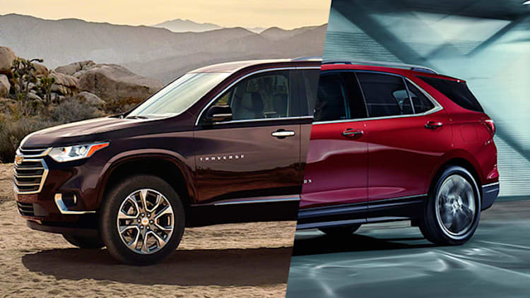 Chevrolet considering midsize crossover to slot between Traverse and Equinox