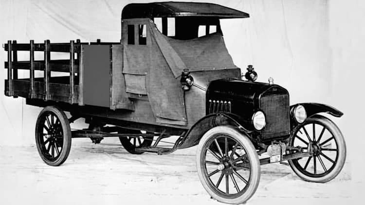 On the 100th anniversary of Ford trucks, a brief look at their evolution