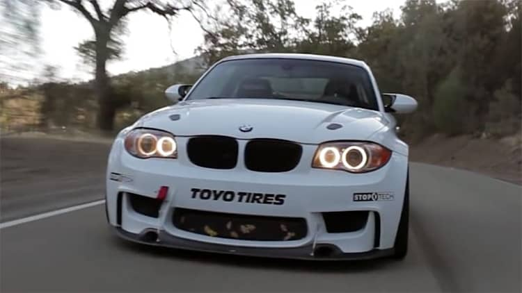 BWM 135i with M3 V8 engine swap combines two things we miss the most