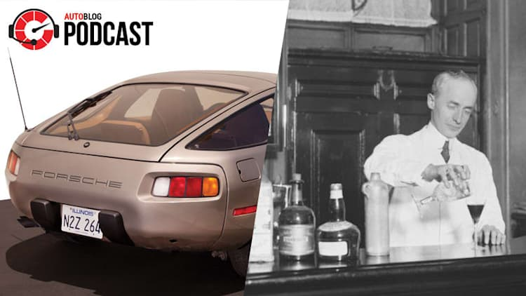 Car cocktails and Risky Business Porsches with Brett Berk | Autoblog Podcast #502