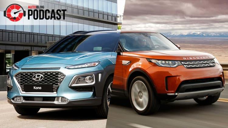 Sampling the Hyundai Kona | Autoblog Podcast #519