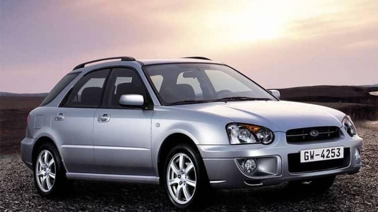 Subaru recalls 81,000 Impreza models for airbag replacement