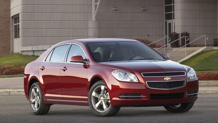 Chevrolet Malibu Recall Information Autoblog