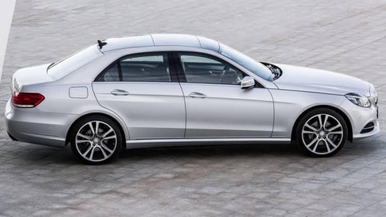 Mercedes Benz E63 Amg News And Reviews Autoblog