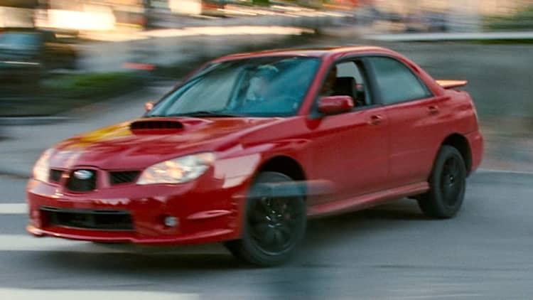 RWD Subaru? 'Baby Driver's' stunt genius tells us how he drove those scenes