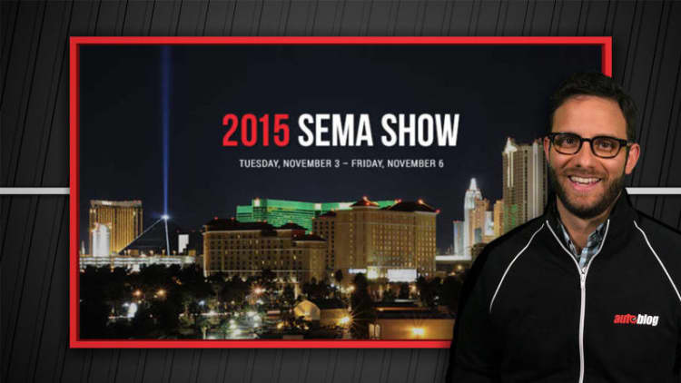 2015 SEMA Show Recap | Autoblog Minute