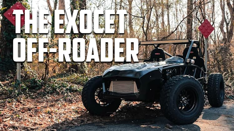 The Custom Off-Road Exocet | Autoblog Minute