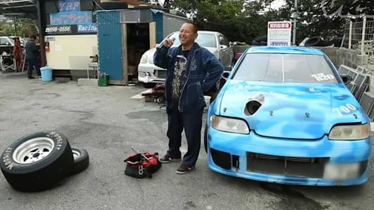 Vice chronicles Okinawa's illegal street racing scene