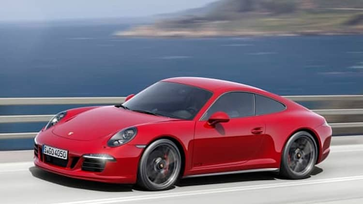 Porsche recalling 4,400 911, Boxster and Cayman models over hood latches