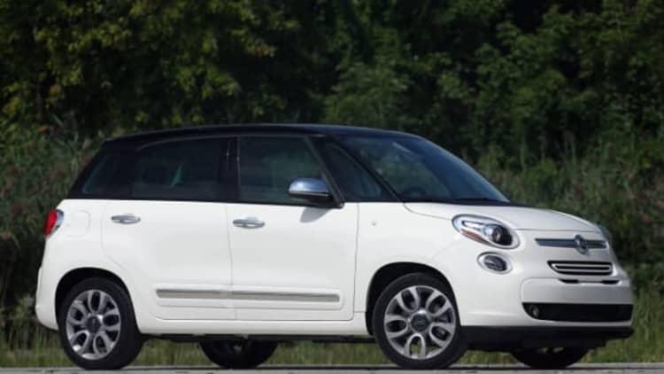Fiat recalls nearly 30,000 Fiat 500L models