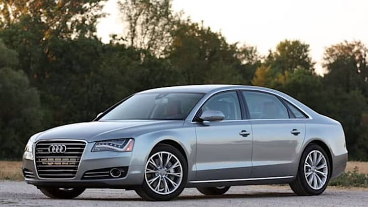 Audi also calling in A8, S8 over sunroof issue