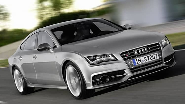 Audi recalls 2013-2014 S6 and S7 models over fuel line leak