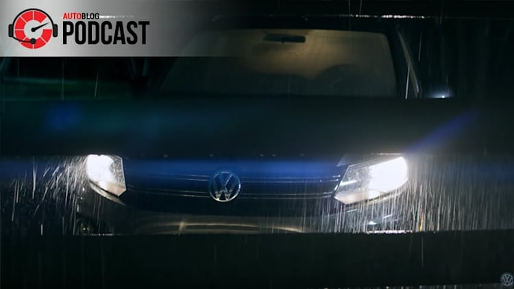 Volkswagen's latest ad is not subtle | Autoblog Podcast #509